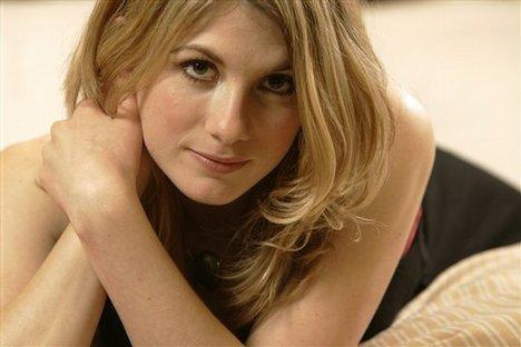 Jodie whittaker sexy