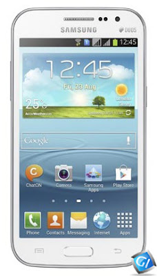Samsung Galaxy Win Dual-Sim Android Phone