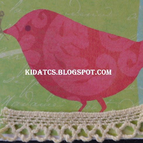 Check out the Kid ATCs Swap Blog