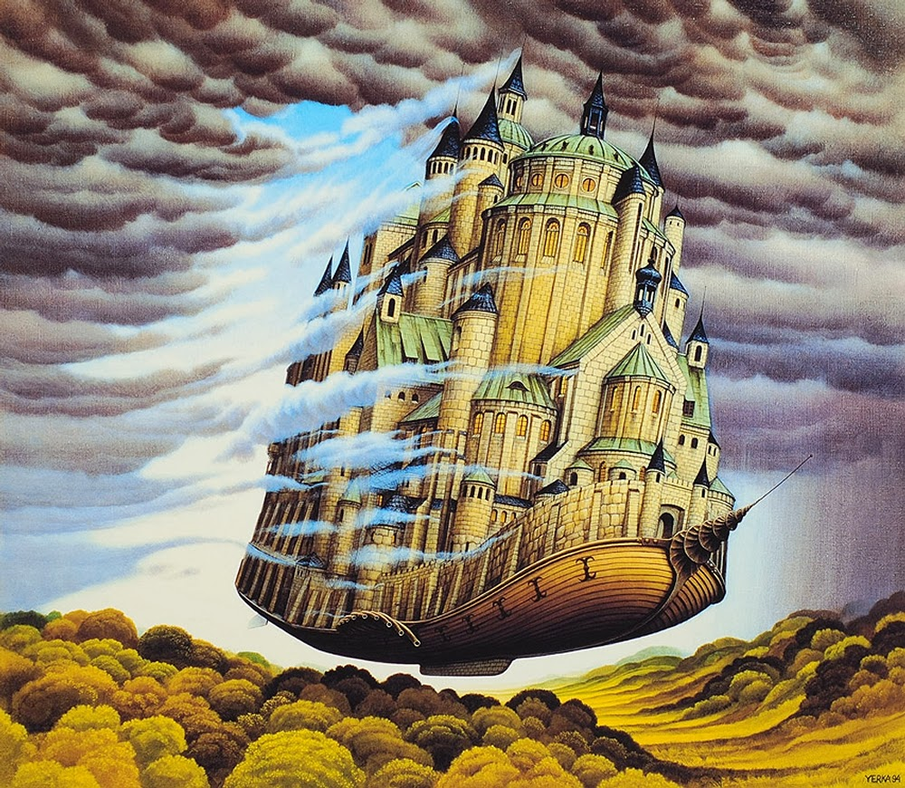 04-Jacek-Yerka-Surreal-Dream-Paintings-www-designstack-co