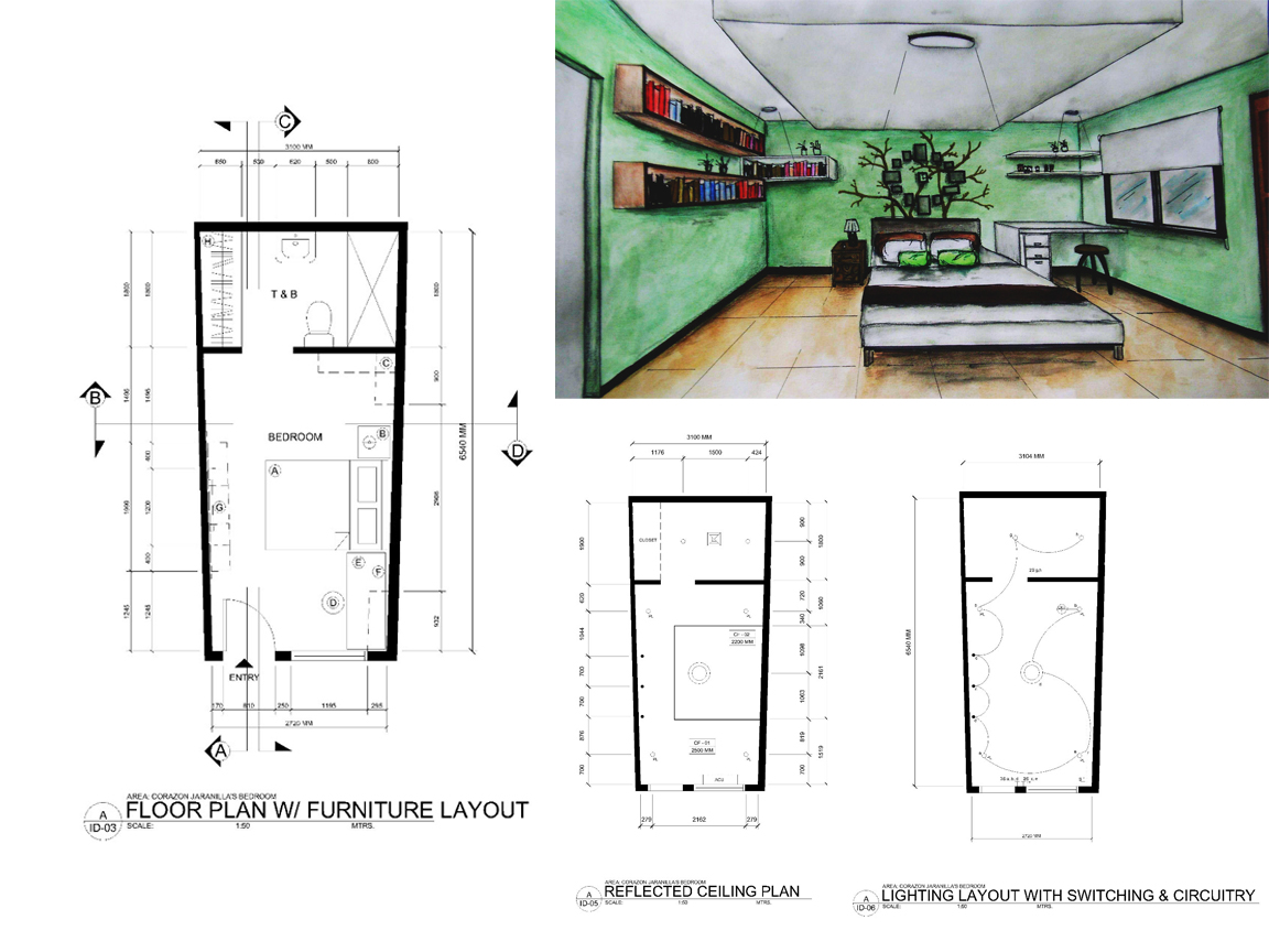 Serendipity my first ever interior design project for Floor plan project