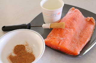 Scrumptilicious 4 you blackened salmon for 6 tablespoons butter