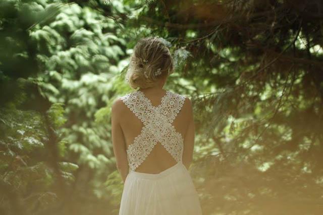 novia vestido