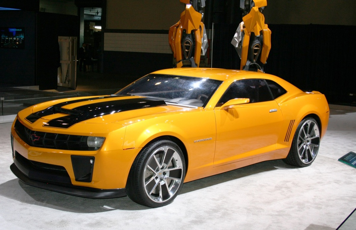 Chevrolet Camaro (fifth generation) ~ A to Z Wallpapers