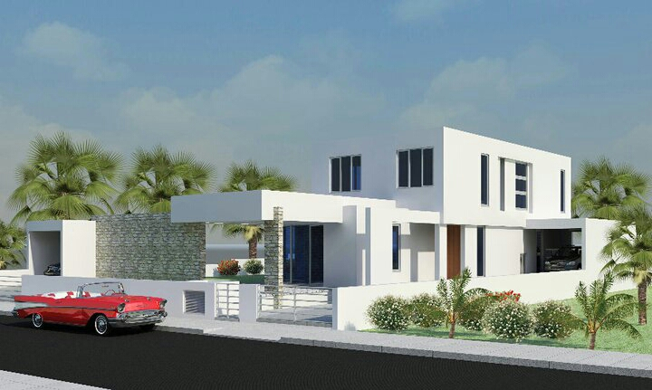 New home designs latest.: Modern homes exterior designs latest ideas.