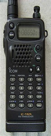 Icom IC-T42A