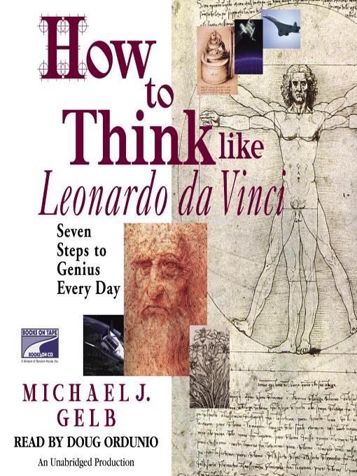 think like da vinci michael gelb pdf
