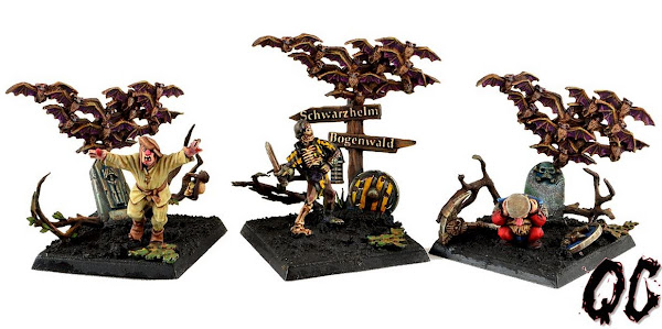 Picture of Expertly designed and painted Vampire Counts Bat Swarms