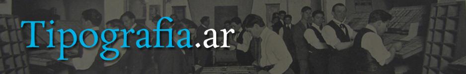Tipografia.ar