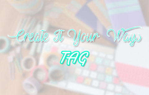 Create It Your Way TAG
