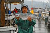 Battuta di pesca al Salmone Reale in Alaska