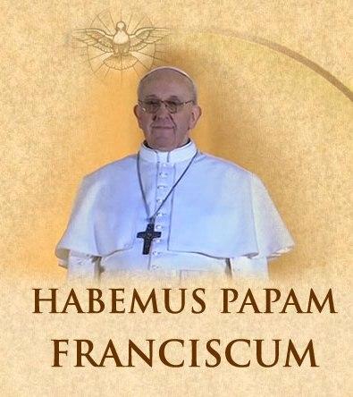 Jorge Mario Bergoglio, Papa Francisco I