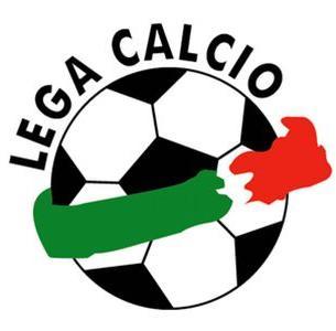Lega Calcio, Italia, logo,
