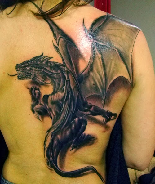 Asian Dragon Girls Tattoos  Asian Girls Tattoos  Dragon Tattoo S