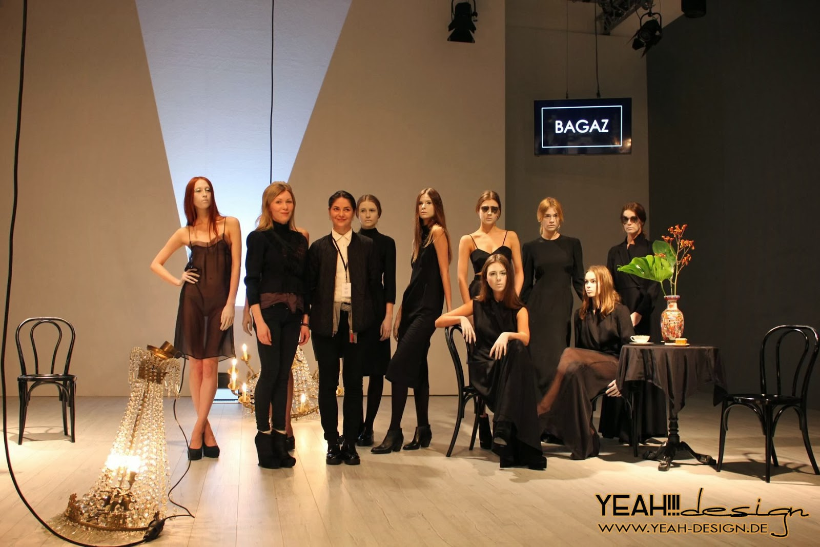BAGAZ Fashionweek Berlin A/W 2014