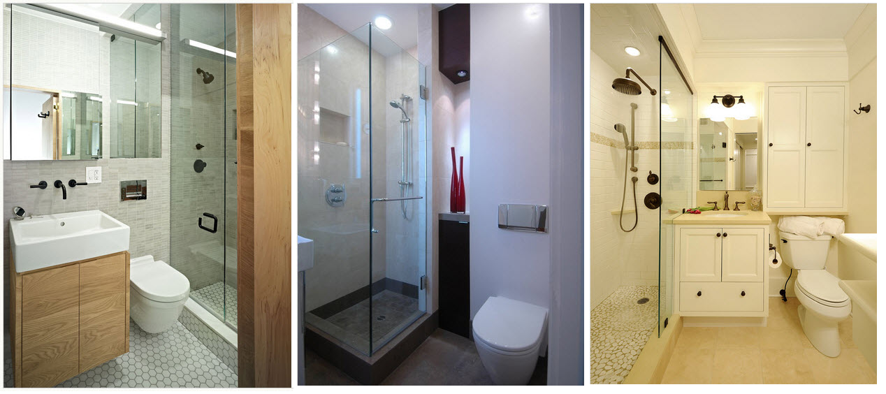 Ideas Sanitarios Baño: para mejorar el diseño de cuarto de baño pequeño – CASAS IDEAS
