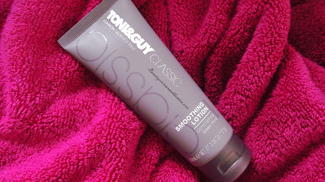 Toni & Guy Classic Smoothing Lotion Review