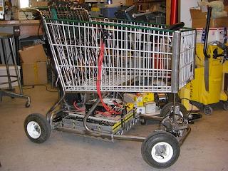 mit student shopping go-cart gizmodo.com