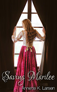Saving Marilee $25 Cover Reveal