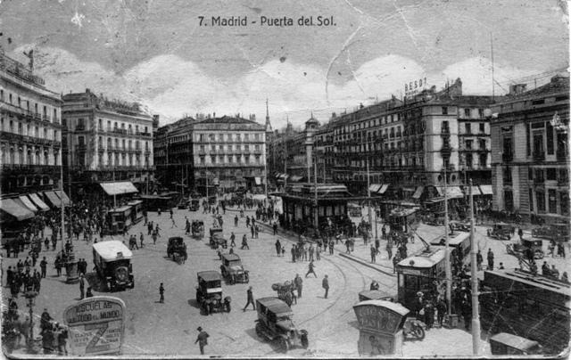Socialistes godella puerta del sol for Puerta del sol 3