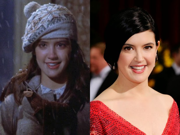 Chatter busy for What does phoebe cates look like now
