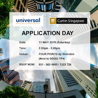 Application DAY - CURTIN Singapore