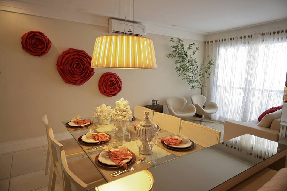 Decoracao De Sala Pequena Vermelha ~ Para quem gosta de cores neutras tons areia, pastéis, suaves!