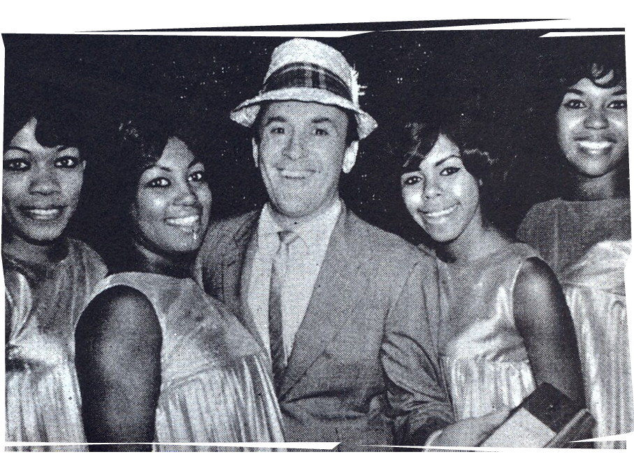 Sixties Beat The Shirelles With Murray The K