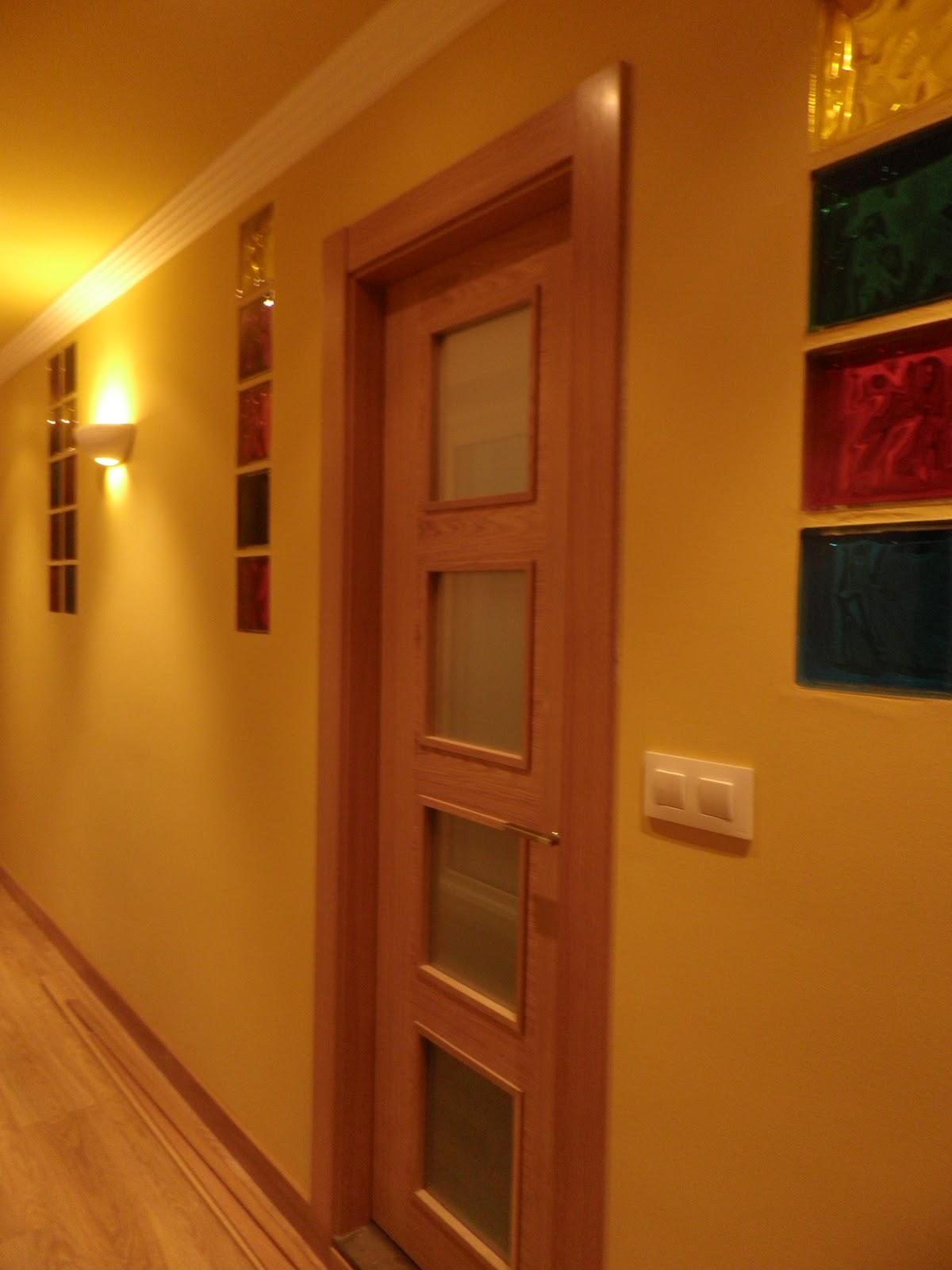 Interiorismo y decoracion lola torga el antes y despu s - Cristales de paves ...