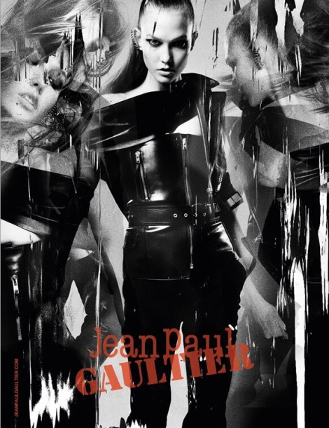Karlie Kloss in Jean Paul Gaultier Fall 2013 Campaign