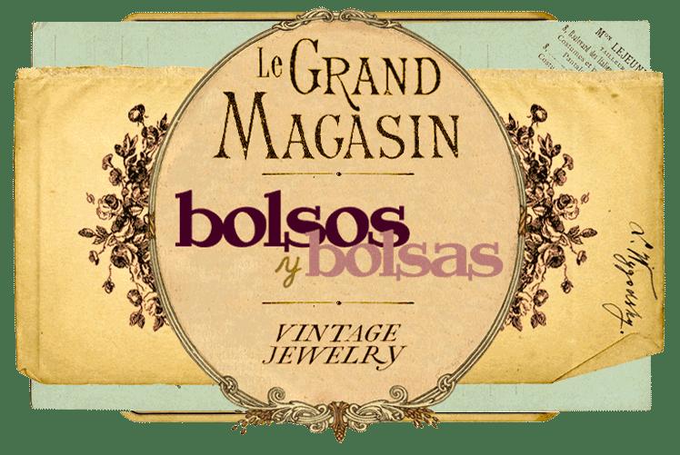 Bolsos y Bolsas bijoux vintage créateur
