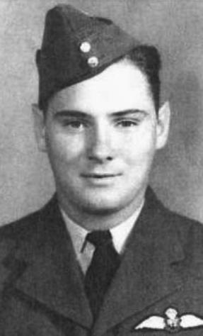 Sergeant Pilot Albert Digby Cooper