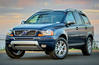 Volvo to finally replace XC90 in 2014