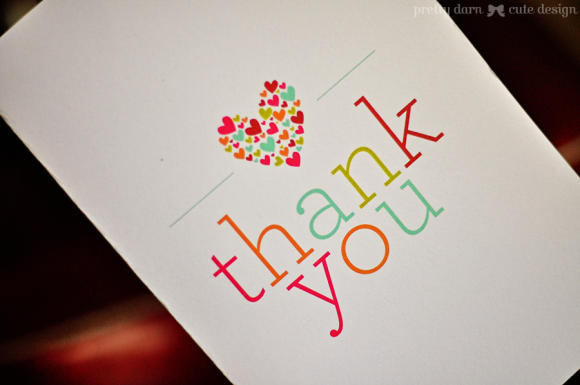 thank you cards images free