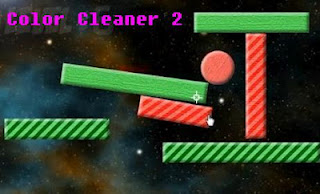 Color Cleaner 2 walkthrough.