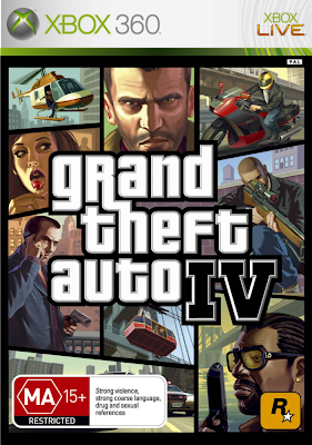Grand Theft Auto IV - Xbox 360 FULL DOWNLOAD