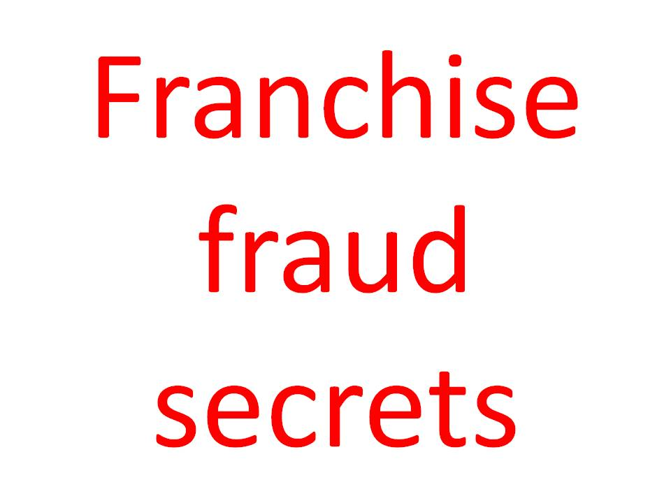 Veterans franchises frauds and business opportunity scams agreement scams will churn you franchise scams rely on you seeing what appears to be a successful franchise outlet you drive around and see franchised business platinumwayz