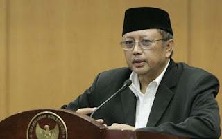 KH. Slamet Effendi Yusuf di Mata Kang Said