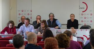 UGT Comarques del Nord celebra su Congreso Extraordinario