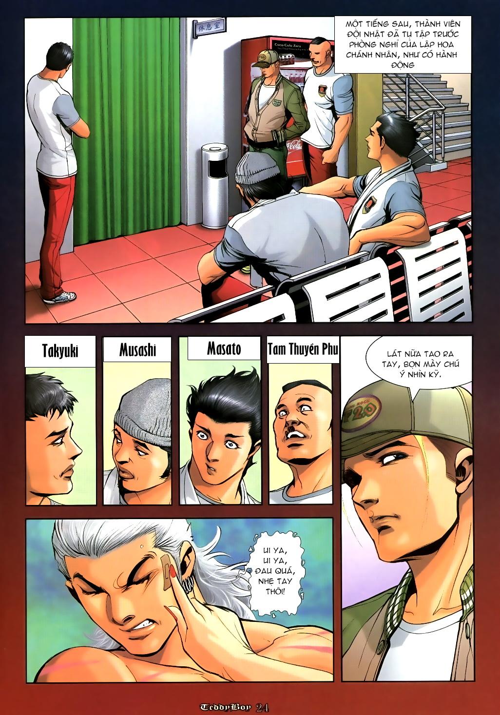 Người Trong Giang Hồ Chap 992 - Truyen.Chap.VN