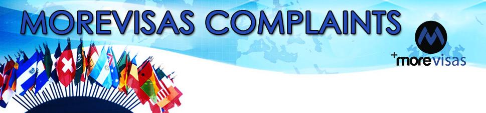 MoreVisas Complaints