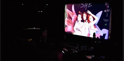 S.H.E. Forever Stars Concert 2015, Singapore Indoor Stadium