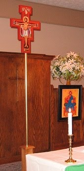 Our New Processional Cross