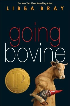Going Bovine book cover