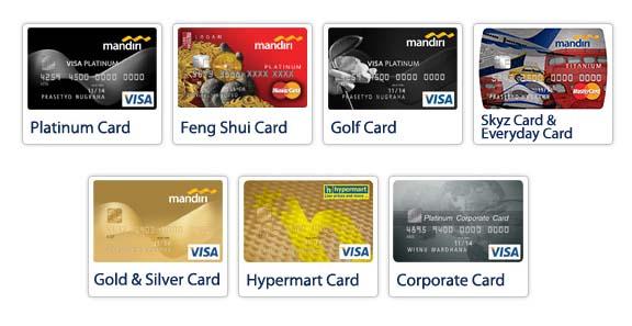 Mandiri Kartu Kredit Promo Kartu Kredit Bank Mandiri