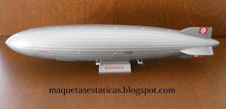 revell 1:720 lz 129 Hindenburg