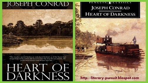 heart of darkness essays marlow