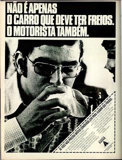 propaganda DNER - 1975. os anos 70; propaganda na década de 70; Brazil in the 70s, história anos 70; Oswaldo Hernandez;
