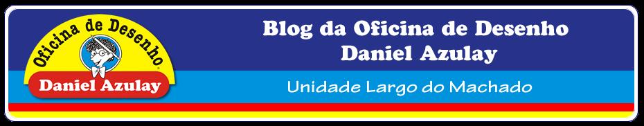 Curso de Desenho Daniel Azulay Largo do Machado - Curso de Desenho, Mangá, Colônia de Férias