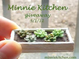 Mini Kitchen Giveaway